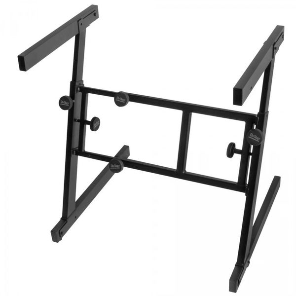 On-Stage Pro Heavy-Duty Folding-Z Keyboard Stand
