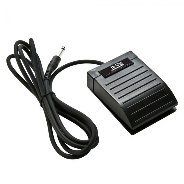 On-Stage Keyboard Sustain Pedal
