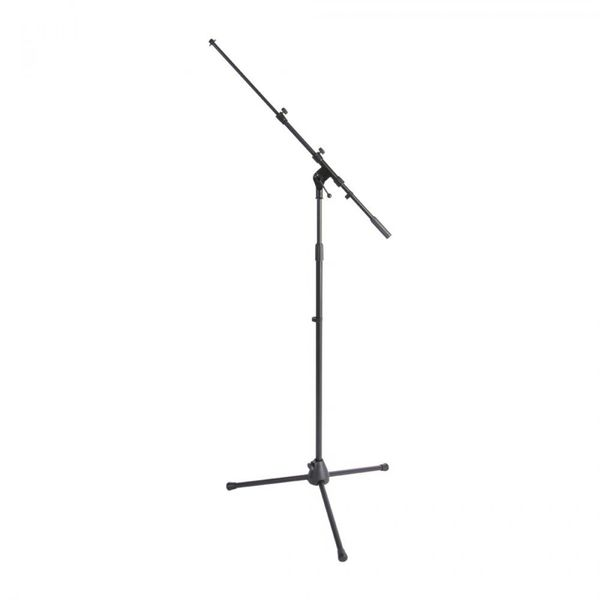 On-Stage Euro Telescopic Microphone Boom Stand