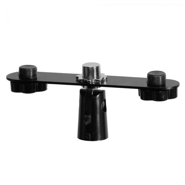 On-Stage Stereo Microphone Attachment Bar