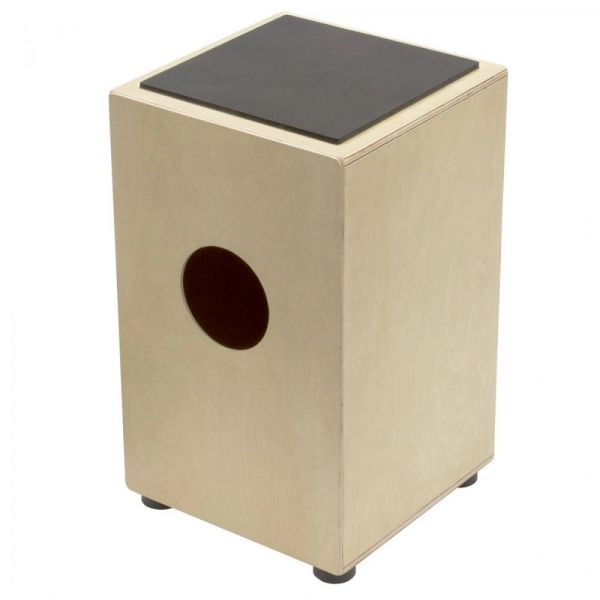 On-Stage Cajon w/Fixed Snare + Carry Bag