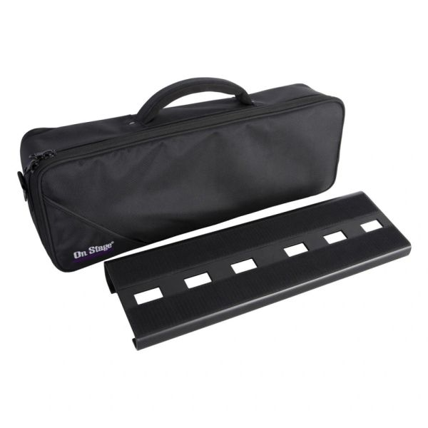 On-Stage Mini Pedal Board & Bag