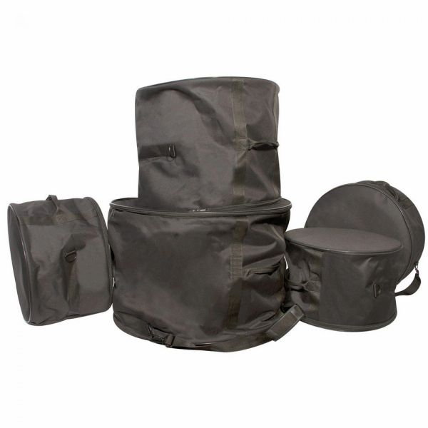 On-Stage 5-Piece Padded Drum Set Bags