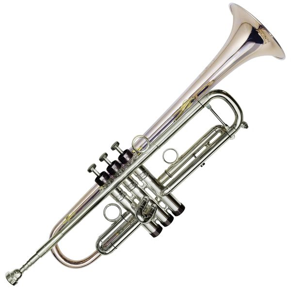 P Mauriat PMT75 Bb Trumpet ~ Titanium Lead Pipe & Bell ~ Clear Lacquer
