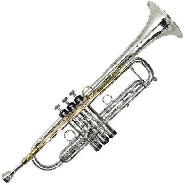 P Mauriat PMT75 Bb Trumpet ~ Titanium Lead Pipe ~ Silver