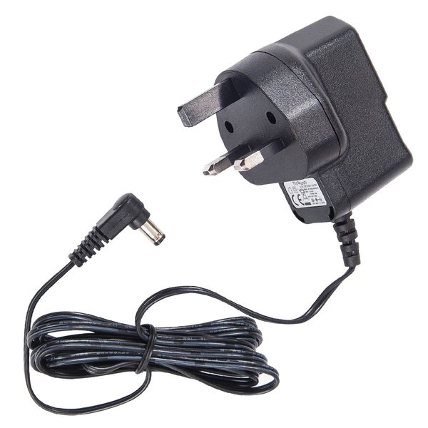 Pigtronix 18v Mains Adaptor ~ UK Plug