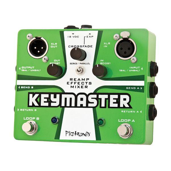 Pigtronix Keymaster Utility Pedal