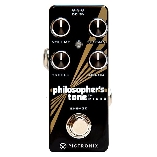Pigtronix Philosophers Tone Micro Effects Pedal