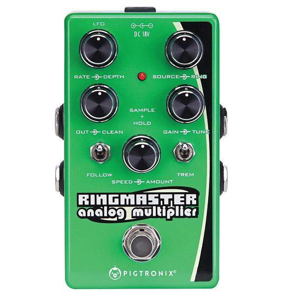 Pigtronix Ringmaster Analog Ring Modulator Synth