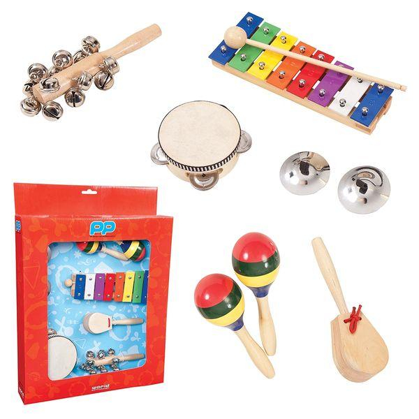 PP World Music Box ~ 7pc set