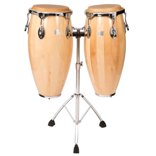 PP World Full Size Congas ~ Natural