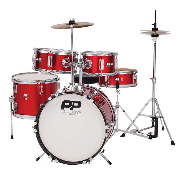 PP Drums Junior 5 Piece Drum Kit
