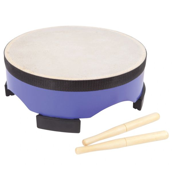 PP World Floor Drum ~ 25cm Blue