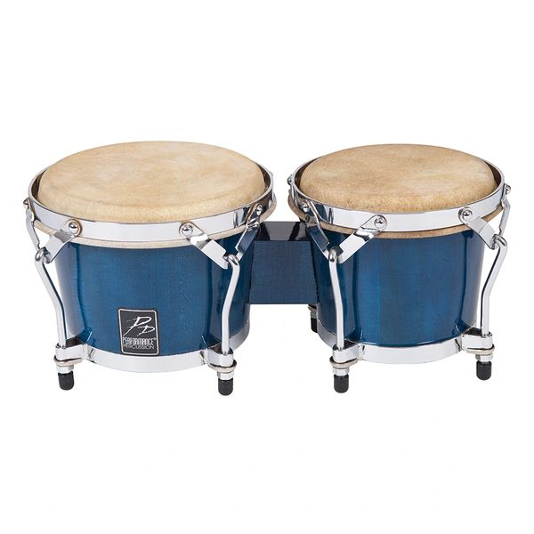 PP World Coloured Bongos ~ Blue