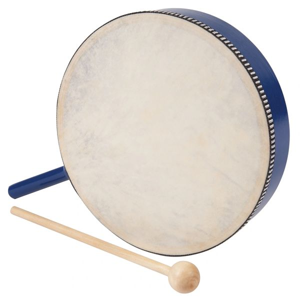PP World Frame Drum ~ Blue