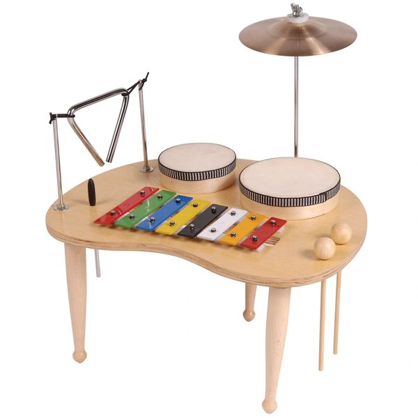 PP World Glockenspiel Music Table