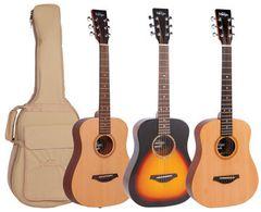 Vintage VTG100 Travel Guitar