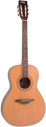 Vintage V880N Folk Guitar