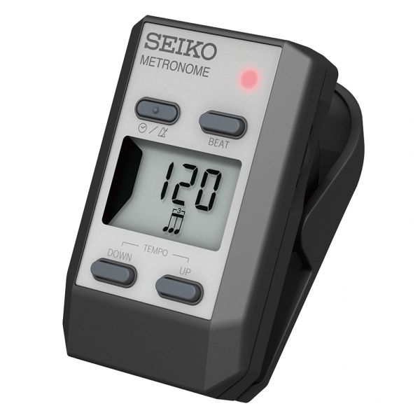 Seiko Digital Clip-On Metronome