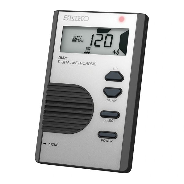 Seiko Digital Pocket Size Metronome