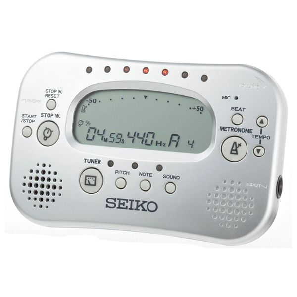 Seiko Multi-Functional Tuner/Metronome