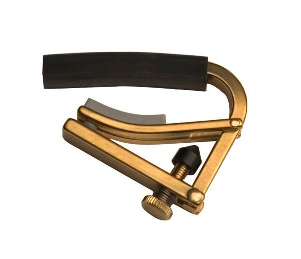 Shubb Original Electric Guitar Capo ~ Brass