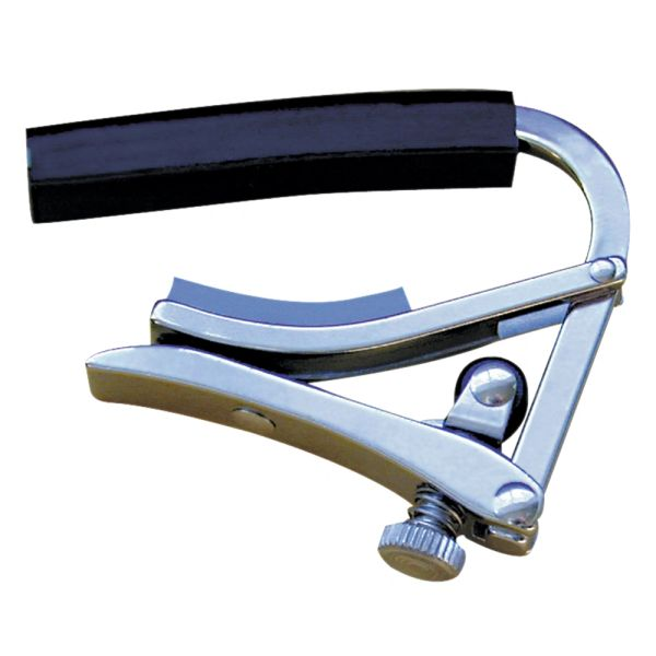 Shubb Deluxe Guitar Capo ~ Stainless Steel