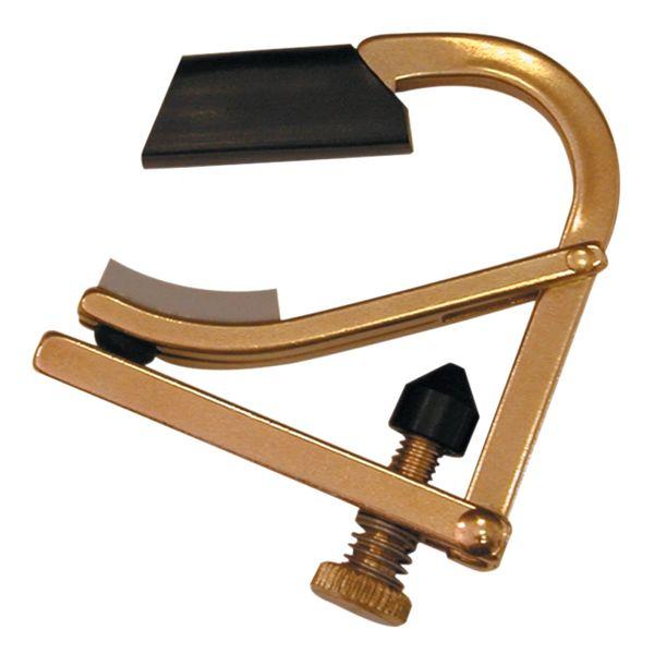 Shubb Partial Capo 1 ~ Brass