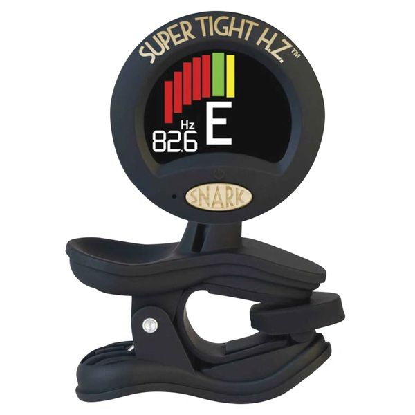 Snark HZ 'Super Tight' Clip-on All Instrument Tuner