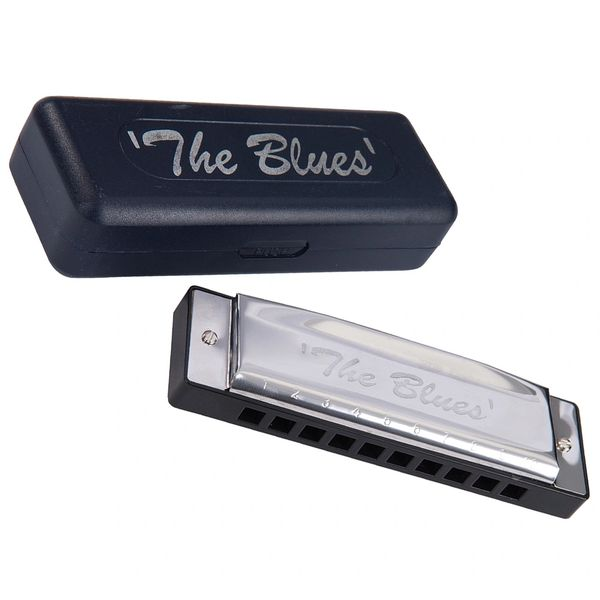 The Blues Harmonica 'F'