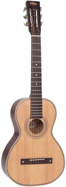 Vintage Viator Paul Brett Signature Travel Guitar