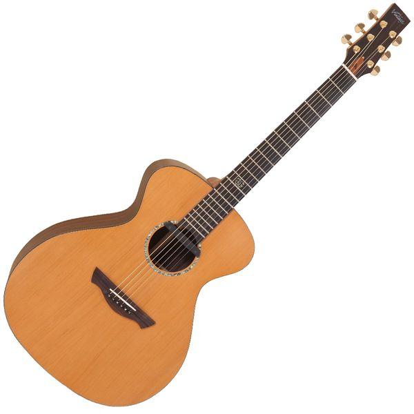Vintage Gordon Giltrap Signature Deluxe Electro-Acoustic Guitar ~ Natural Satin