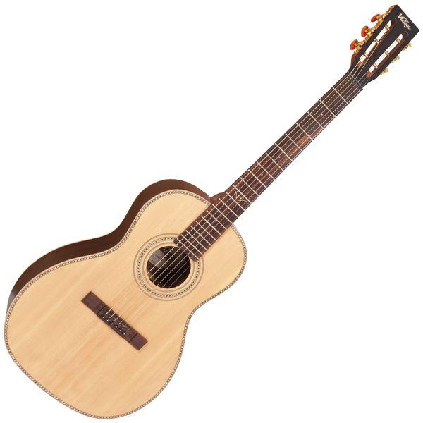 Vintage Paul Brett Signature Electro-Acoustic Guitar ~ Natural