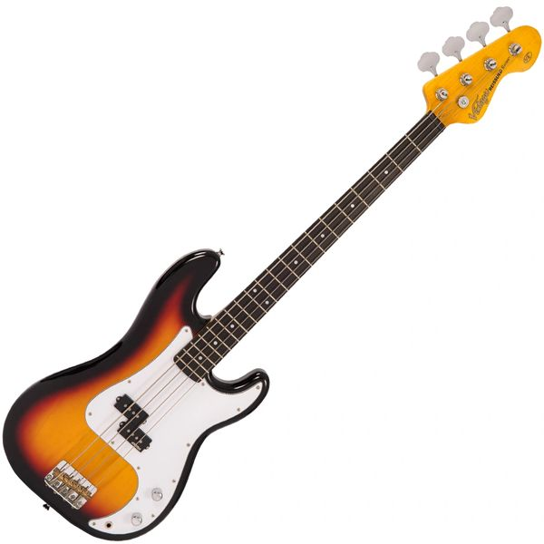 Vintage V4 ReIssued Bass ~ Sunset Sunburst