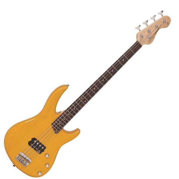 Vintage V80 ReIssued Bass ~ Golden Amber