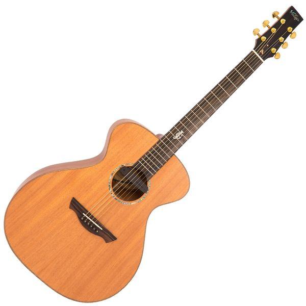Vintage 'JG' Gordon Giltrap Signature Electro-Acoustic Guitar ~ Mahogany