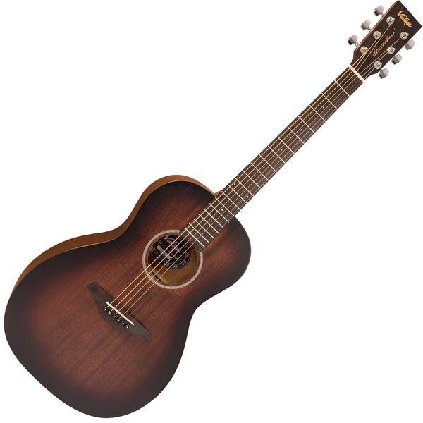 Vintage Statesboro' 'Parlour' Acoustic Guitar ~ Whisky Sour