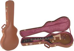 Kinsman Deluxe Vintage Guitar Case