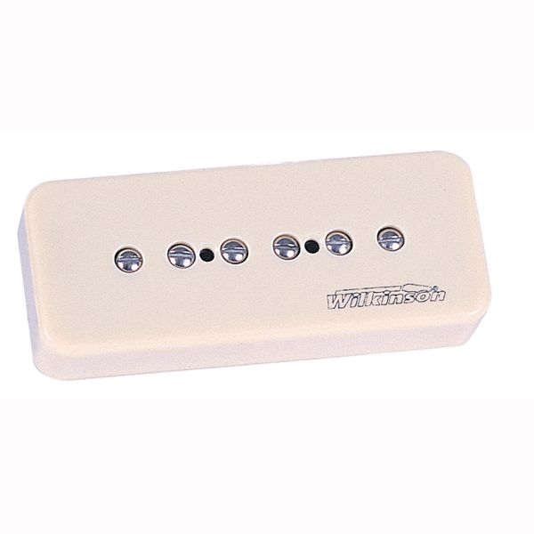Wilkinson Ceramic P90 Style Pickup ~ Stacked Neck