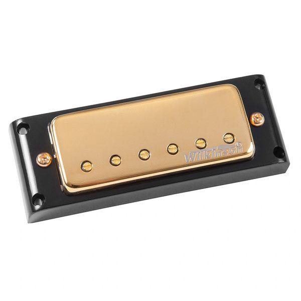 Wilkinson Mini Double Coil Pickup ~ Gold Bridge