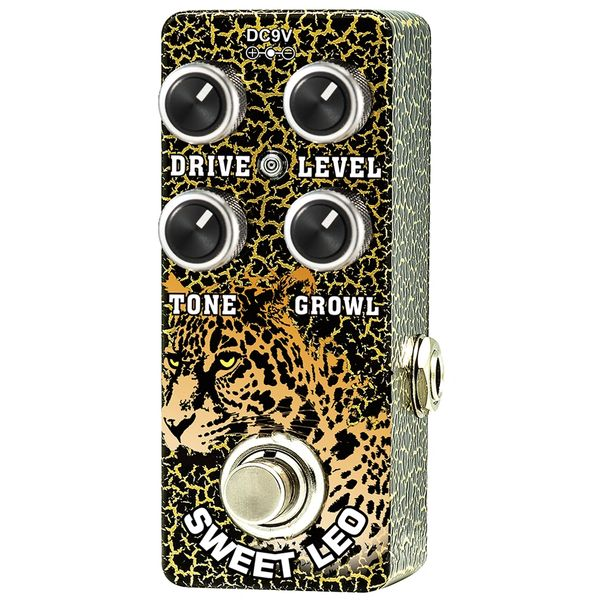 Xvive Sweet Leo Overdrive Pedal by Thomas Blug