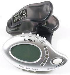 Seiko STMX1 Tuner/Metronome