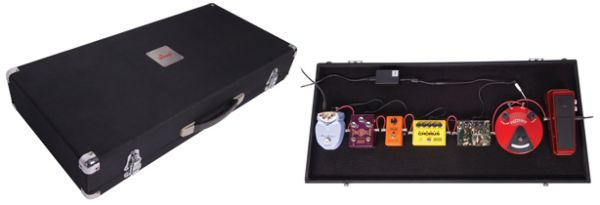Diago PB04 Tourman Pedalboard