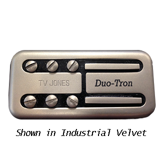 TV Jones Paul Yandell Duo-Tron Pickup - Universal Mount - Duotron
