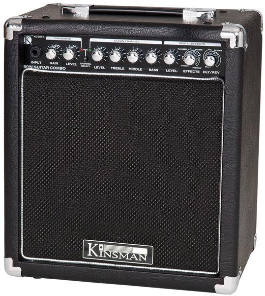Kinsman KG50FX Combo