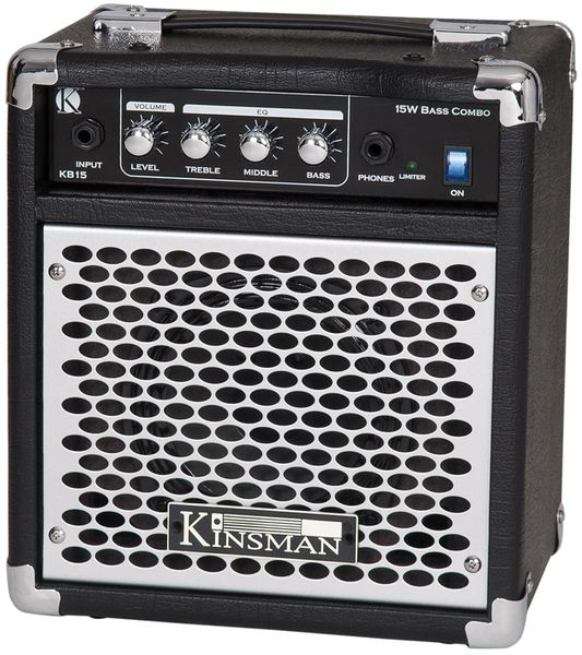 Kinsman KB15 Bass Combo