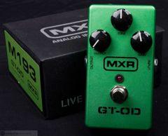 Dunlop MXR M-193GT-OD Overdrive Pedal