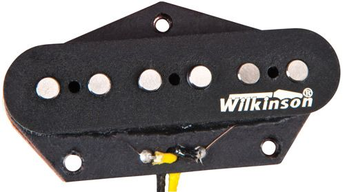 Wilkinson WJCTB Jerry Donahue Single Coil – Bridge