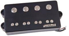 Wilkinson WJM4 Humbucking/Single Coil Bass Pick-Up