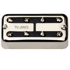 TV Jones Pickup - Bass Thunder'Tron with No Ears (NE) Filter'Tron Mount - Thundertron